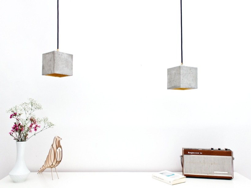 B1 Pendant lamp Square