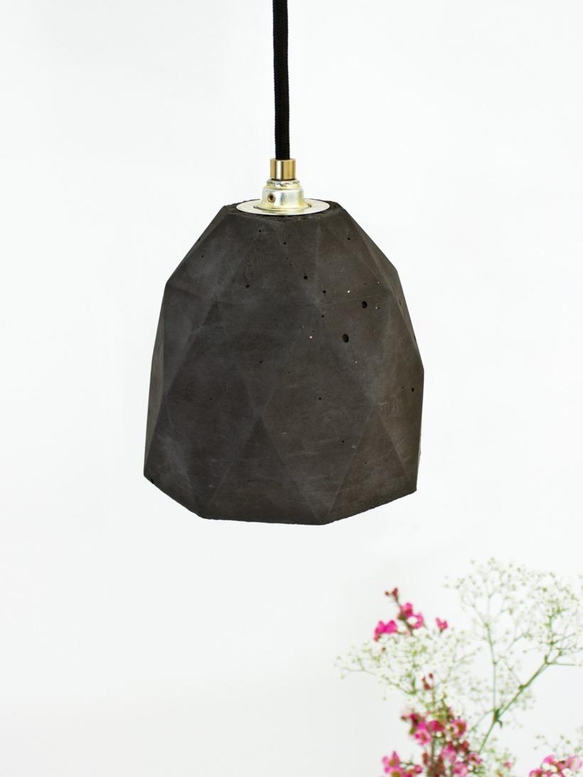 [T1]dark Hängelampe trianguliert