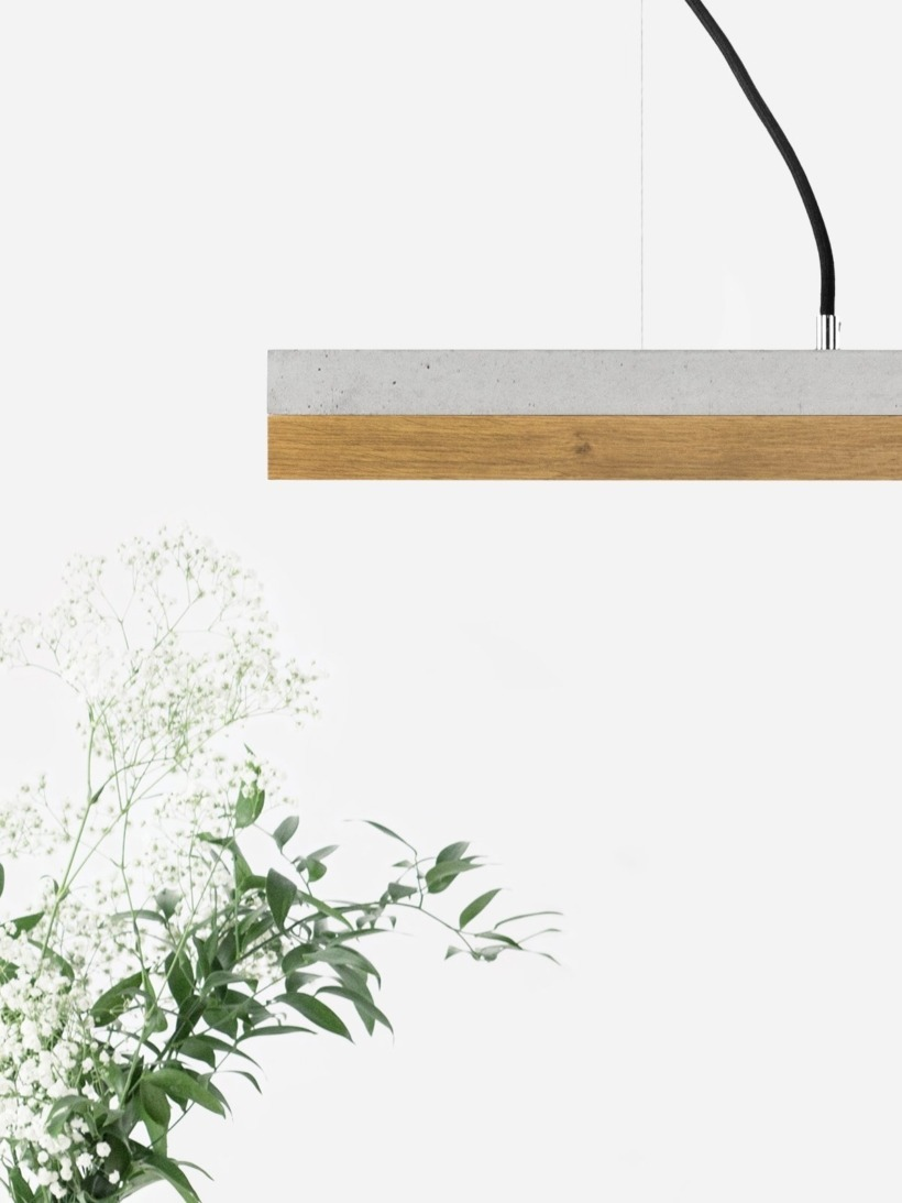 [C2]oak Pendant light small