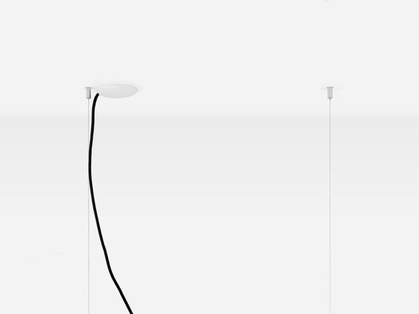 [B4] Pendelleuchte rechteckig
